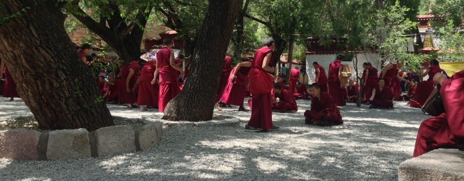Debates at the Sera Monastery
