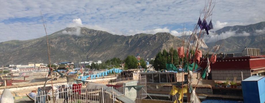 Old Town, Lhasa