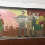 Mural in Kaeson Station