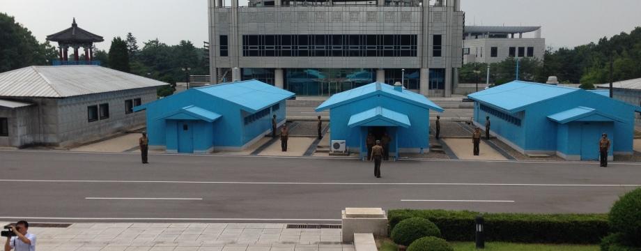 Panmunjom: Demilitarised Zone
