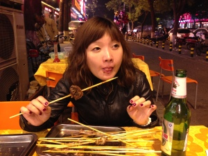 Post-Hotpot Barbecue