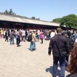 Forbidden City Ticket Queues