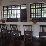 Teachers dining room