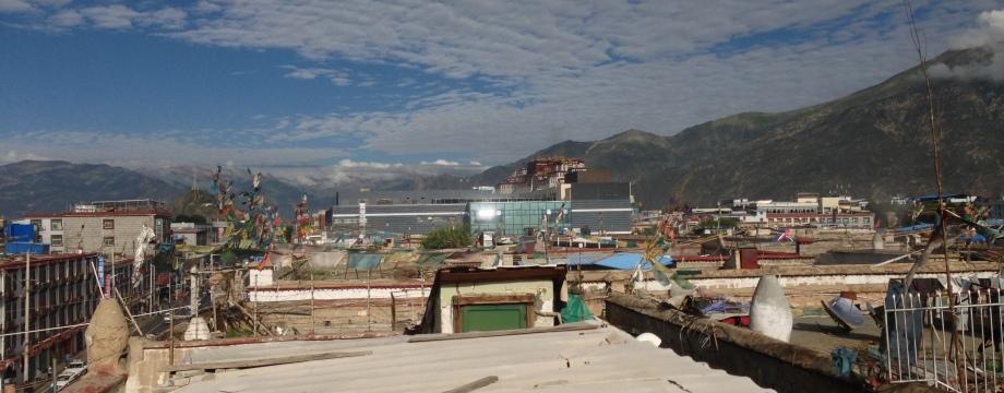 Tibet: Arrival