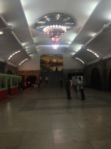 Puhung Station Mural