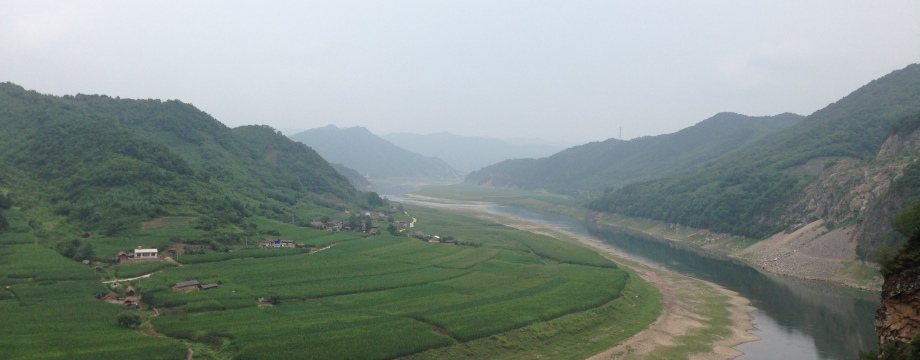 Sino-Korean Border Road Trip